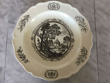 "1950 WEDGEWOOD ""The Magazine "" Collectors Plate Williamsburg, VA 1st. Edition"