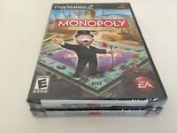 Monopoly (Sony PlayStation 2, 2008) PS2 NEW