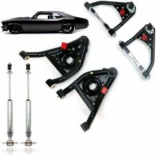 Chevy Nova Tubular Control Arms & Performance Shocks KIT SS Pro Touring Street