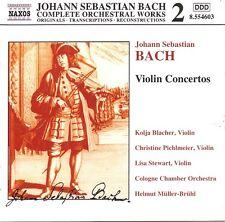 J.S. Bach - Violin Concertos