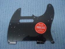 FENDER SQUIER TELE PICKGUARD BLACK 1-PLY TELECASTER AFFINITY Butterscotch Blonde