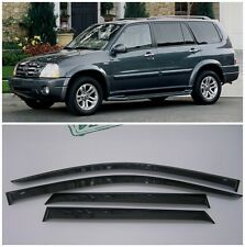 For Suzuki Grand Vitara XL-7 99-06 Side Window Visors Rain Guard Vent Deflectors