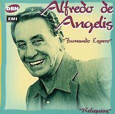 ALFREDO DE ANGELIS - FUMANDO ESPERO NEW CD