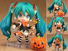 Hatsune Miku Halloween Nendoroid 10m PVC Figuren Chinese Ver ohne Kleinkasten