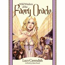 Wild Wisdom of the Faery Oracle Cards by Lucy Cavendish