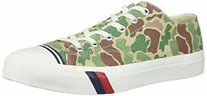 PRO-Keds Men's Royal Lo Washed Camo Canvas Sneaker - Choose SZ/color