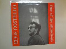 ELVIS COSTELLO:One Of The Attractions-U.K.LP PCV,Live From 1986 London & Dublin