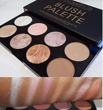 Makeup REVOLUTION GOLDEN zucchero Blush tavolozza di evidenziazione Tavolozza Curva di livello