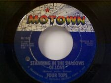 """FOUR TOPS """"STANDING IN THE SHADOWS OF LOVE / SINCE YOU'VE BEEN GONE"""" 45"""