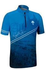 Gonso CASTLE Bike-Shirt Fahrrad Trikot Herren | brilliant blue Gr. S