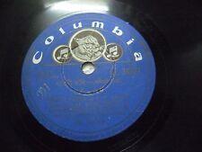 "JNANPRAKSAH GHOSH  BENGALI FILM GE 30371 RARE 78 RPM RECORD 10"" INDIA HMV VG+"