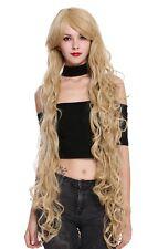 Ladies' Wig Extreme Long Rapunzel Curls Curly Light Blonde Blonde CL-100