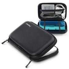 Étuis, housses et sacs noirs pour jeu vidéo et console Nintendo 3DS