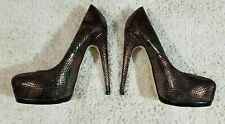 Truth Or Dare by Madonna Women's Pumps/High Heel Shoes Platform SZ Size 6.5