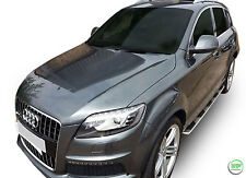RB016 Brand New Running Boards, Side Steps Easy Fit for Audi Q7 2006-2014