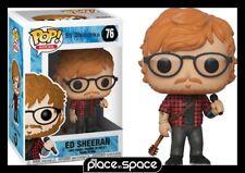 POP! ROCKS - ED SHEERAN FUNKO POP! VINYL FIGURE #76