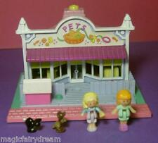 Polly Pocket Mini ♥ Kleine Zoohandlung ♥ Pets Shop ♥ 100% Komplett ♥ 1993 ♥