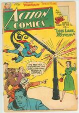 ACTION COMICS 172 1.0 NICE PAGES COVER DETACHED 1952  GC