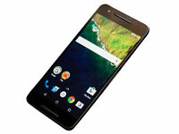 Nexus 6P A1 (Latest Model) 32GB Graphite (Unlocked) Smartphone