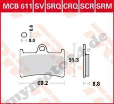 Bremsbelag Yamaha YZF1000 R1 RN11 RN12 Bj. 2004 TRW Lucas MCB611