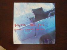 Gastr Del Sol Crookt, Crackt, or Fly LP Record Photo Flat 12x12 Poster
