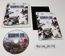 Nintendo Wii - Resident Evil : The Darkside Chronicles PAL