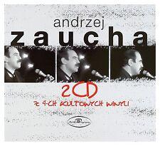 Andrzej Zaucha - Z 4-ch kultowych winyli (CD 2 disc) NEW