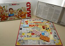 Parker Brettspiel Boardgame MAD SPIEL 1982