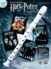 USED (GD) Selections from Harry Potter for Recorder