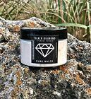 Внешний вид - BLACK DIAMOND 42g/1.5oz Mica Powder Pigment - Pure White
