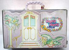 RARE VINTAGE 80'S HAPPY SISTERS DOLL HOUSE CASE No2 EL GRECO GREEK NEW UNUSED !