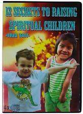 IVAN TAIT 12 Secrets To Raising Spiritual Children 4-Disc CD Set AUDIOBOOK Xian