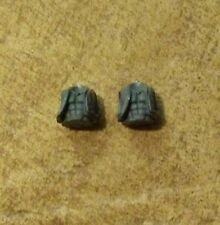 Imperial Guard Catachan Heavy Weapons Torso Bits x2