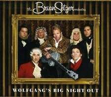 Brian Setzer ORQUESTA - wolfgang's Big Night Out NUEVO CD