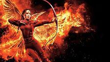 Hunger Games Poster Length :1200 mm Height: 700 mm SKU: 2199