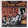 Let's Sing Yiddish - Original Broadway Cast *NEAR MINT* LP 1966 Roulette Album