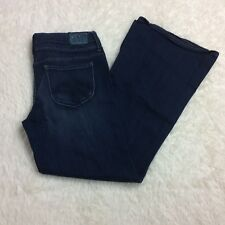 Ladies Chip And Pepper Production Humbolt Wide Leg Jean Size 11