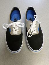 NEW VANS Black and Gray Skate Shoes Men's 7 (women's 8.5)