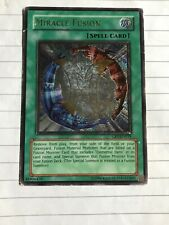 Miracle Fusion Ultimate Rare