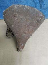 BICYCLE SEAT FRAME  OLD PRE-WAR   USED