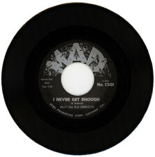 """BILLY (THE KID) EMERSON  """"I NEVER GET ENOUGH""""  COOL DRIVING R&B"""