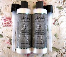 WEN~RESTORATIVE CLEANSING CONDITIONER in LIGHT~(2) X 16 oz = 32 oz~ w/ PUMPS