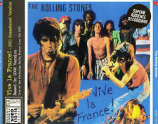 THE ROLLING STONES-VIVE LA FRANCE-Japan 2xCDs Boxset