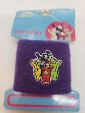 Teletubbies Terry Cuff Wristband