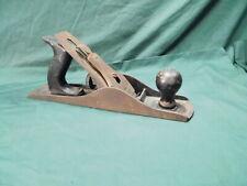 New ListingVintage Woodworking Stanley No 5 Jack Plane Pat'd Apr-19-10 User Antique Tool