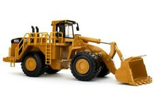 CAT 1/50 992G Wheel Loader Model 55115 Diecast Vehicle Yellow Engineering Truck
