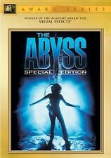 The Abyss DVD 1989 Ed Harris Special Edition Theatrical Version
