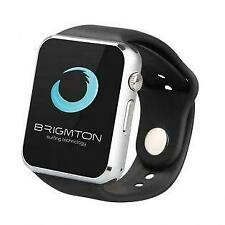 Smartwatch Brigmton Bwatch BT4n 1 54-55 g Rouge Nouveau
