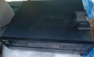 Kenwood DP-R4430 5 Disk CD Changer Player (Tested & Works) w/Remote
