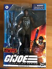 GI Joe Classified Series Roadblock Cobra Island